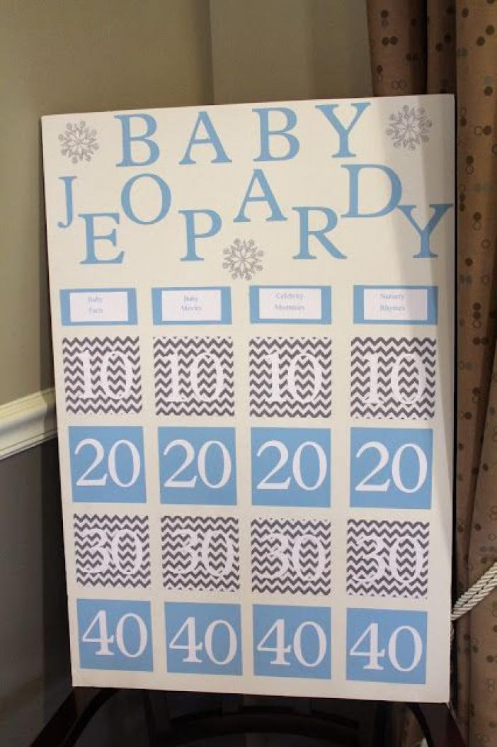 26 Baby Shower Games
